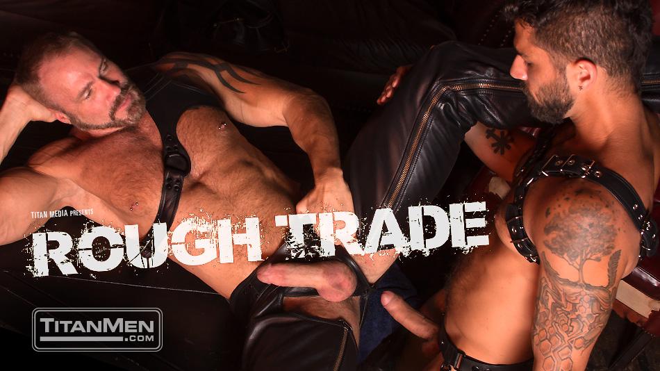 Rough Trade: TitanMen exclusive Dallas Steele with Adam Ramzi